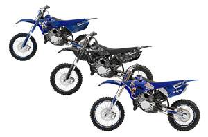 Yamaha YZ85 Dirt Bike Custom Graphic Kit - 2015-2018