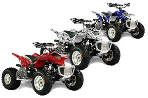Apex Pro Shark MXR 70 / 90 ATV Custom Graphic Kit - All Years